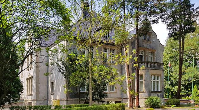 malownicza okolica otaczająca luksusową rezydencję do sprzedaży Żary (okolice)