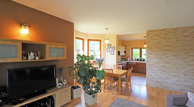 komfortowe wnętrze ekskluzywnego apartamentu do sprzedaży Ustroń