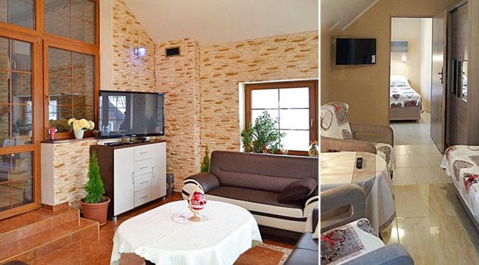komfortowe wnętrze luksusowej rezydencji na sprzedaż Jelenia Góra (okolice)