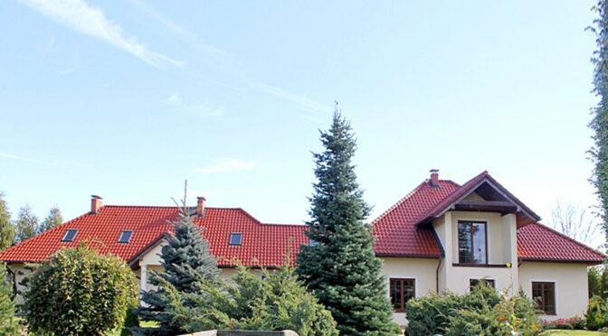 prestiżowy zespół zabudować, w którego skład wchodzi luksusowa rezydencja na sprzedaż Starogard Gdański