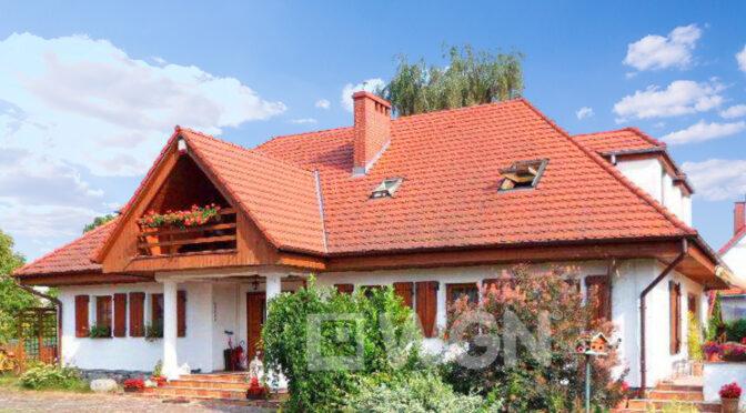 imponująca rozmachem bryła luksusowej rezydencji do sprzedaży Gorzów Wielkopolski
