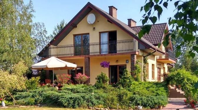 malownicza lokalizacja luksusowej rezydencji do sprzedaży Piotrków Trybunalski