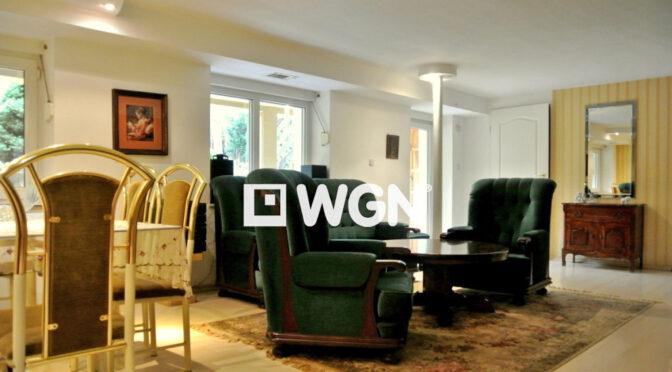 wytworny salon w ekskluzywnej rezydencji do sprzedaży Legnica