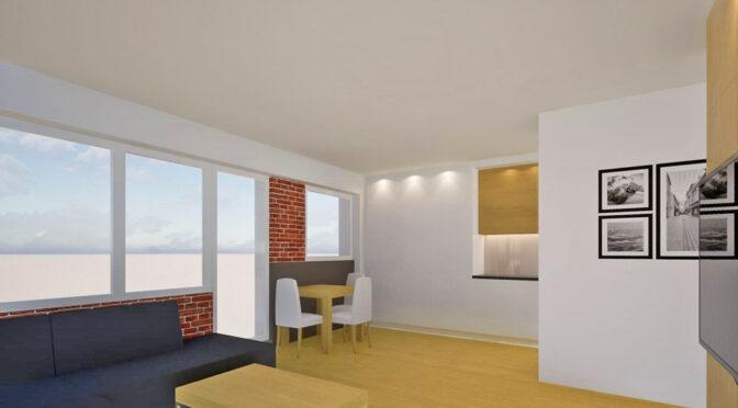 nowoczesny design we wnętrzu luksusowego apartamentu na sprzedaż Kalisz