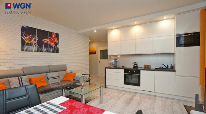 komfortowe wnętrze luksusowego apartamentu do sprzedaży Konin