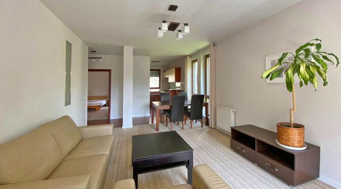 wytworne wnętrze luksusowego apartamentu do wynajmu Szczecin