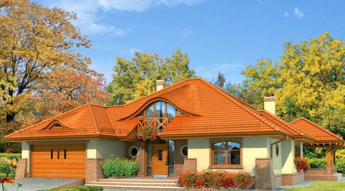 wizualizacja imponującej bryły luksusowej rezydencji do sprzedaży Szczecin (okolice)