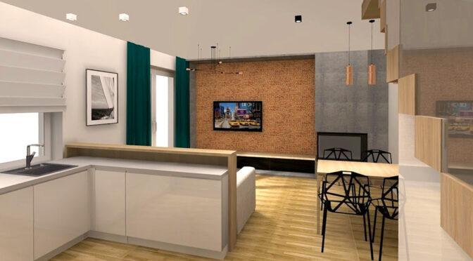 designerskie wnętrze ekskluzywnej rezydencji do sprzedaży Szczecin