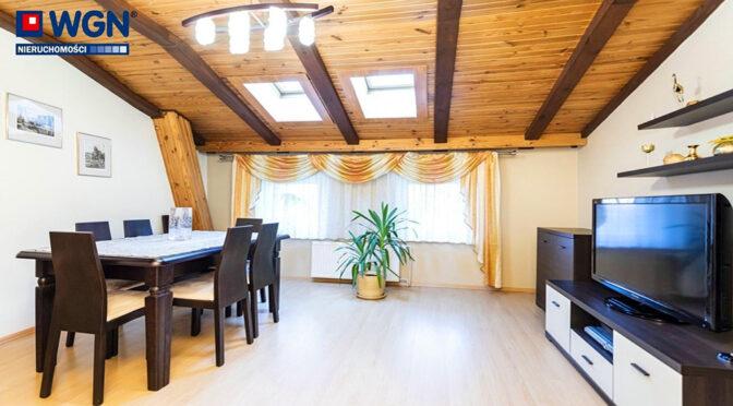 słoneczne wnętrze ekskluzywnego apartamentu na sprzedaż Gdańsk