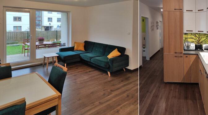 imponujące rozmachem wnętrze luksusowego apartamentu na sprzedaż Gdańsk