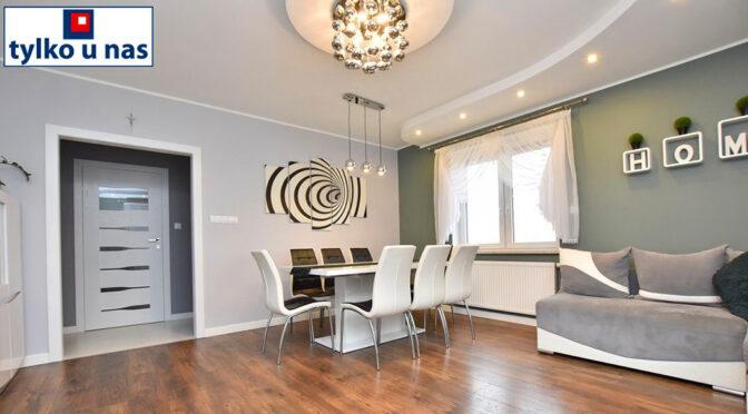 przestronne i słoneczne wnętrze ekskluzywnego apartamentu do sprzedaży Inowrocław