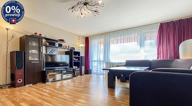 eleganckie wnętrze salonu w luksusowym apartamencie do sprzedaży Katowice (okolice)