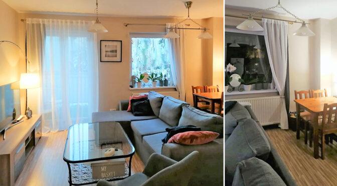 kameralne wnętrze ekskluzywnego apartamentu do sprzedaży Ustroń