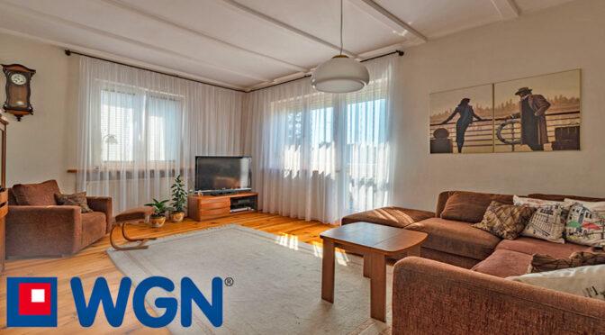 słoneczny salon w ekskluzywnej rezydencji na sprzedaż Elbląg