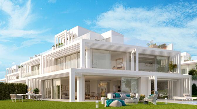 okazała bryła luksusowej rezydencji na sprzedaż Hiszpania (Sotogrande, Kadyks)