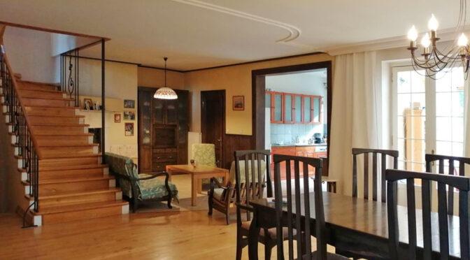 2-poziomowe wnętrze ekskluzywnej rezydencji do sprzedaży Szprotawa