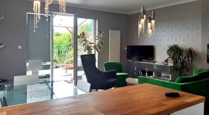 wytworne salon w luksusowej rezydencji do sprzedaży Wrocław (okolice)