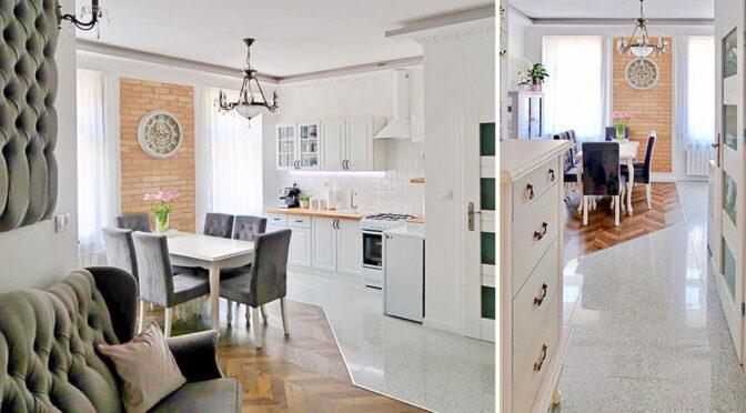komfortowe wnętrze ekskluzywnego apartamentu do sprzedaży Gorzów Wielkopolski