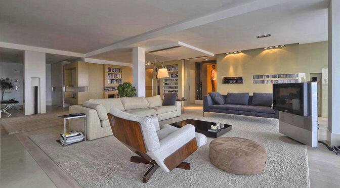 przestronne i ogromne wnętrze luksusowego apartamentu do sprzedaży Grudziądz