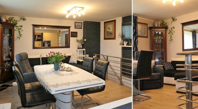 eleganckie wnętrze luksusowego apartamentu do sprzedaży Kwidzyn