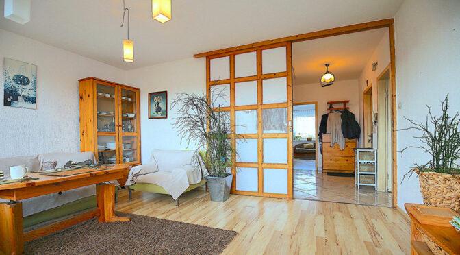 imponujące nowymi rozwiązaniami wnętrze luksusowego apartamentu do sprzedaży Szczecin