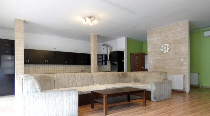 zaprojektowane zgodnie z najnowszymi trendami wnętrze luksusowego apartamentu do wynajęcia Ostrów Wielkopolski