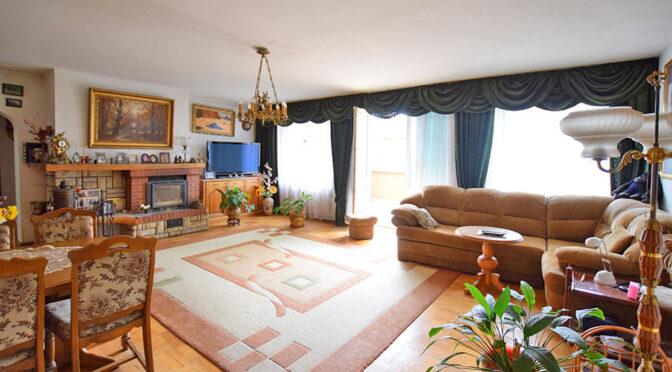 kameralny salon w ekskluzywnej rezydencji na sprzedaż Suwałki
