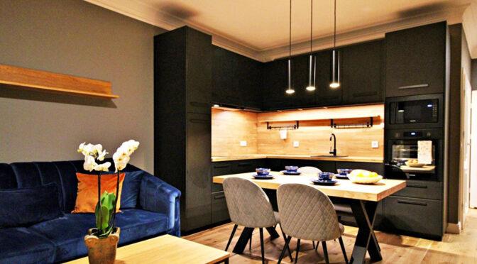 kameralne wnętrze ekskluzywnego apartamentu do sprzedaży Gorzów Wielkopolski