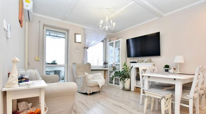stylowe wnętrze ekskluzywnego apartamentu do sprzedaży Inowrocław