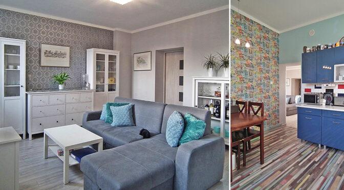 kameralne wnętrze ekskluzywnego apartamentu na sprzedaż Legnica