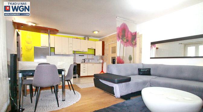 komfortowe wnętrze ekskluzywnego apartamentu na sprzedaż Sieradz