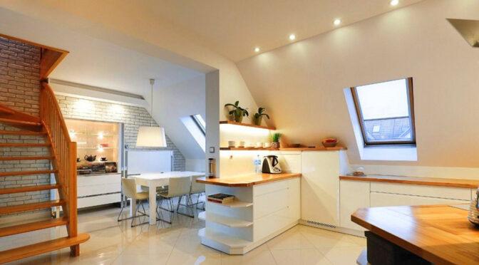 imponujące rozmachem wnętrze luksusowego apartamentu nad do wynajmu Szczecin (okolice)