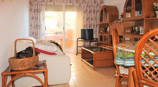 kameralny salon w ekskluzywnym apartamencie do sprzedaży Hiszpania (Costa Blanca, Orihuela Costa)