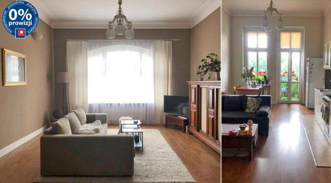 kameralny pokój gościnny w ekskluzywnym apartamencie do sprzedaży Leszno