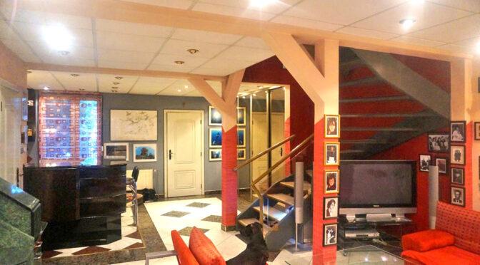 kameralne wnętrze ekskluzywnej rezydencji na sprzedaż Wrocław