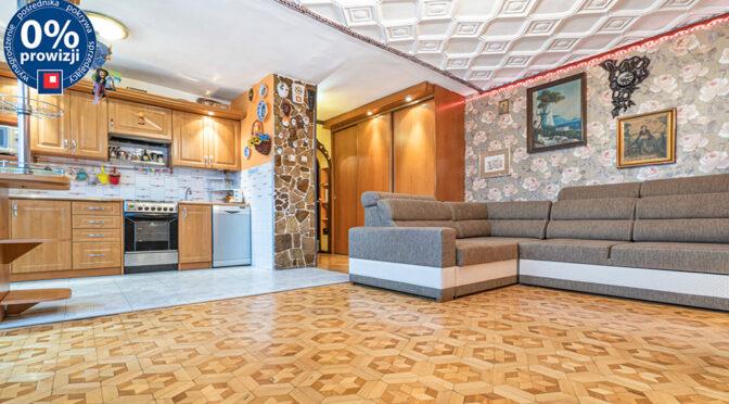 przestronne i słoneczne wnętrze ekskluzywnego apartamentu na sprzedaż Katowice (okolice)