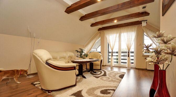 eleganckie poddasze w luksusowej rezydencji na sprzedaż Konin