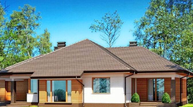 estetyczna bryła ekskluzywnej rezydencji na sprzedaż Rzeszów (okolice)
