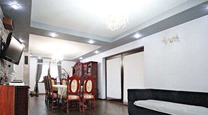 kameralny salon w ekskluzywnej rezydencji na sprzedaż Szczecin (okolice)