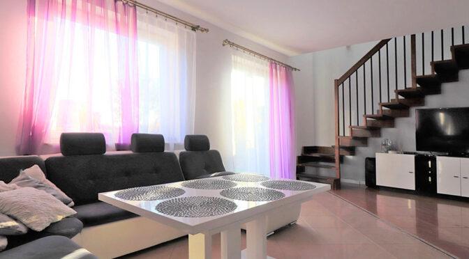 fragment wytwornego salonu w luksusowej rezydencji do sprzedaży Katowice