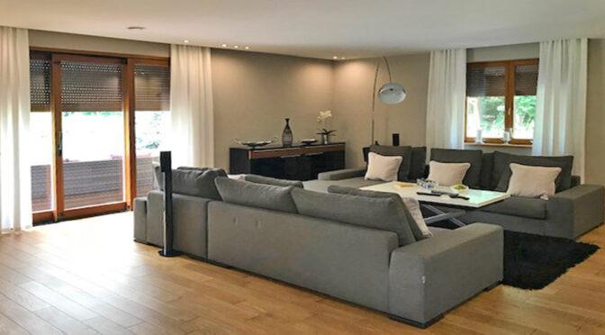 prestiżowy pokój dzienny w luksusowej rezydencji do sprzedaży Wieluń (okolice)