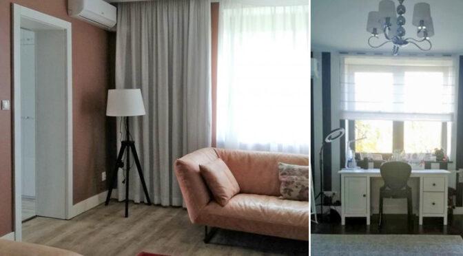 elegancki pokój gościnny w luksusowej rezydencji do sprzedaży Zielona Góra (okolice)