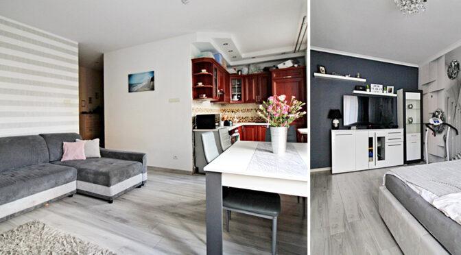 nowoczesny aranż wnętrza luksusowego apartamentu na sprzedaż Gorzów Wielkopolski