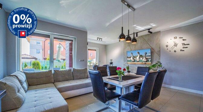 kameralne wnętrze ekskluzywnego apartamentu do sprzedaży Bolesławiec