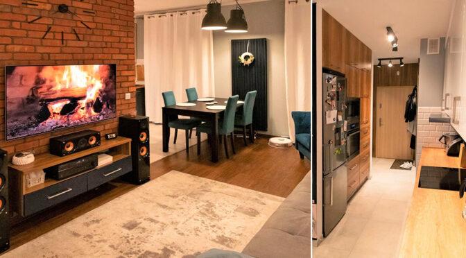 kameralne wnętrze ekskluzywnego apartamentu do sprzedaży Legnica (okolice)