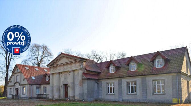 imponująca rozmachem bryła ekskluzywnej rezydencji do sprzedaży Wrocław (okolice)
