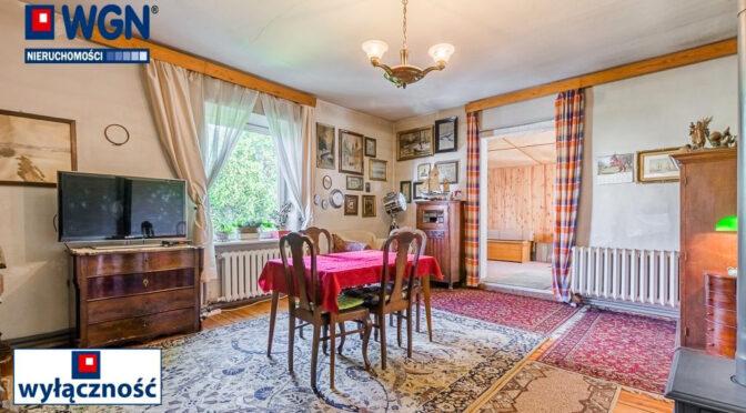 kameralny pokój dzienny w ekskluzywnym apartamencie na sprzedaż Gdańsk