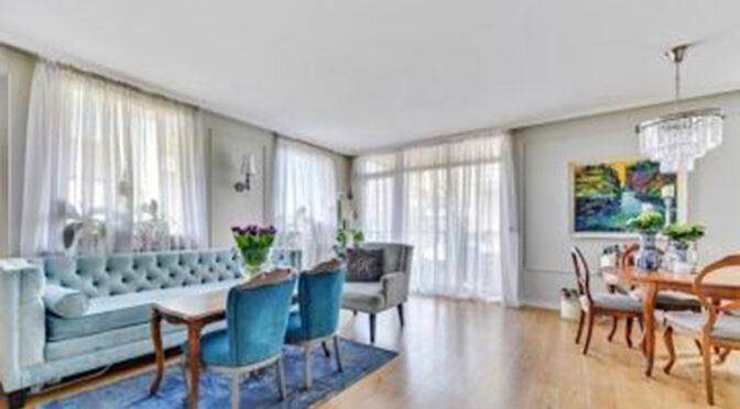stylowe wnętrze ekskluzywnego apartamentu do sprzedaży Gdańsk