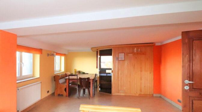 komfortowe wnętrze luksusowej rezydencji na sprzedaż Wisła (okolice)