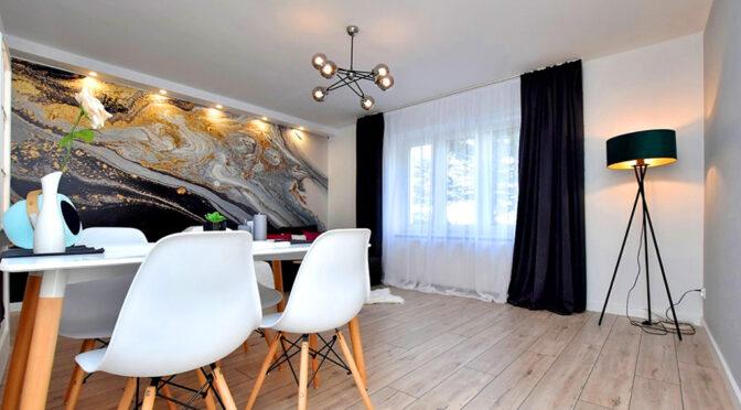 nowoczesne i eleganckie wnętrze luksusowej rezydencji do sprzedaży Inowrocław
